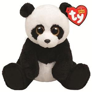 Ty Beanie Baby Ming Plush - Panda