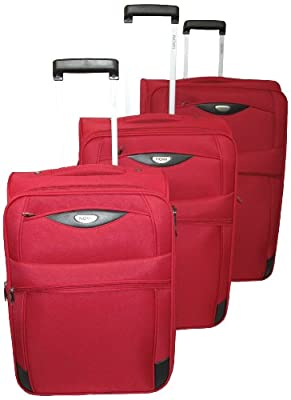 Nowi Wheeled Luggage Set