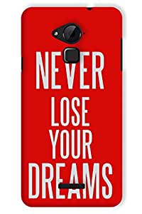 IndiaRangDe Hard Back Cover FOR Coolpad Note 3 Plus