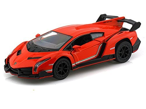 Lamborghini Veneno 1/36 Orange (Lamborghini Model compare prices)