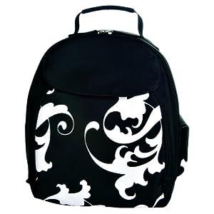 Jill-e Baroque Dslr Camera Backpack Black - 022745