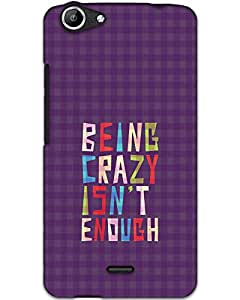Hugo Micromax Canvas 5 Back Cover Hard Case Printed