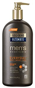 Gold Bond Men's Everyday Essentials Lotion, 14.5 Ounce