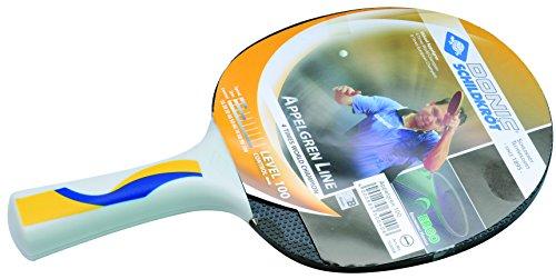 Donic Schildkröt 70-3004 - Tischtennis-Schläger, Serie 100, Noppen außen, 26cm