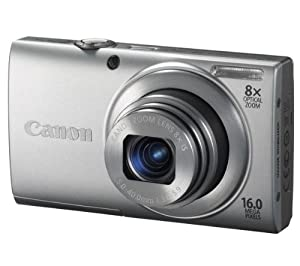 CANON A4000 IS - silver Plus Ultra Compact Case