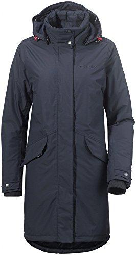 Didriksons Alba da donna coat-Cappotto da, Unisex, blu, 40