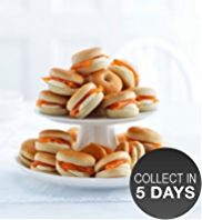 24 Mini Oak & Applewood Lochmuir™ Smoked Salmon Bagels