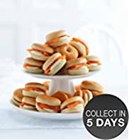 24 Mini Oak & Applewood Smoked Salmon Bagels - NEW RECIPE