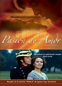 Pasion de Amor (Passion d'Amour) (Passione d'amore) [NTSC/REGION 1 & 4 DVD. Import-Latin America] Ettore Scola (French audio with Spanish subtitles)