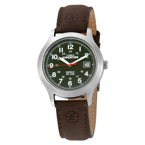Timex Men's T40051 Metal Field Expedition Classic Analog Watch