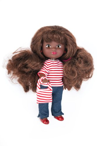 Kenya's World Mamma's Little Girl Mini Doll - 1