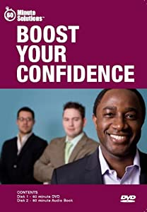 Boost Your Confidence DVD (How to Overcome Low Self-Esteem & Depression)