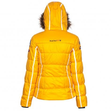 Icepeak skijacke damen tuwa gelb