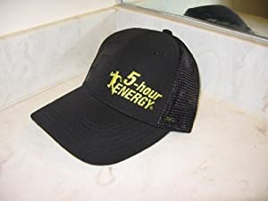 Buy 2013 Clint Bowyer 5-hour Energy Pit Crew Hat Cap Waltrip Racing MWR Toyota TRD by Oakley