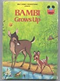 9780394842356: Bambi Grows Up (Disney's Wonderful World of Reading)