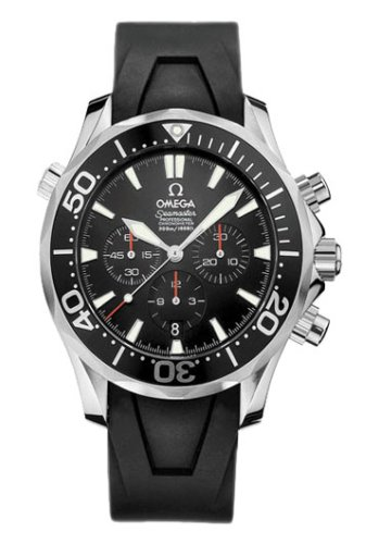 Buy Omega Men's Automatic Seamaster 300M Watch #2894.52.91