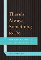 There's Always Something to Do : The Peter…