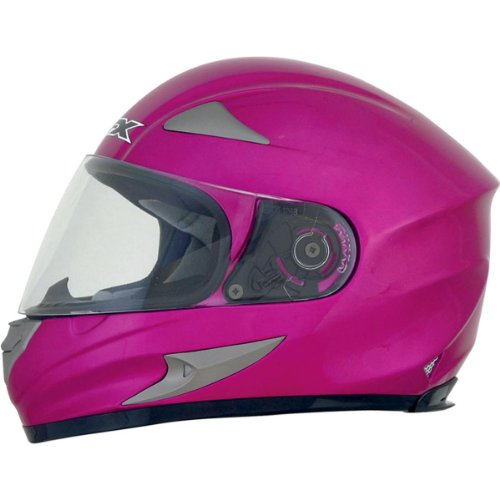 AFX FX-90 Unisex-Adult Full-Face-Helmet-Style Helmet (Fuchsia, Medium)