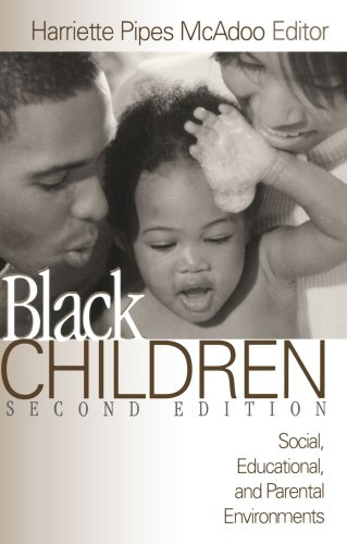Black Children: Social, Educational, And Parental Environments 2Nd Edition