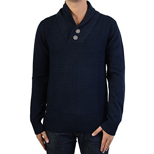 Deeluxe -  Maglione  - Uomo blu XL