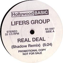 DJ SHADOWS / LIFERS GROUP / LESSON 4 / REAL DEAL