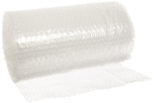 pratt-polyethylene-economy-perforated-bubble-roll-pra3266027-30-length-x-12-width-3-16-thick-clear