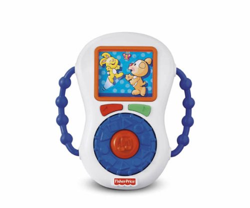 Fisher-Price Laugh & Learn Learning Music Player - 1