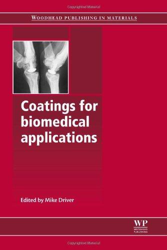 Coatings For Biomedical Applications (Woodhead Publishing Series In Biomaterials)