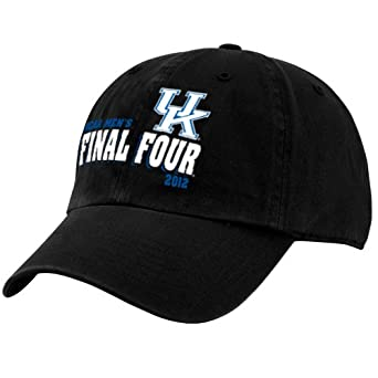 NCAA '47 Brand Kentucky Wildcats 2012 NCAA Men's Basketball Tournament Final Four Team ID Cleanup Hat - Black ()
