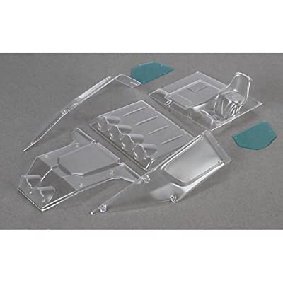 Vaterra VTR230001 Body Panel Set: 1/10 Twin Hammers