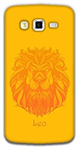 The Racoon Lean Leo hard plastic printed back case / cover for Samsung Galaxy Grand 2