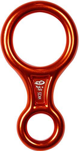 Climbing-Technology-Otto-Descendeur-en-8-Orange-Grand