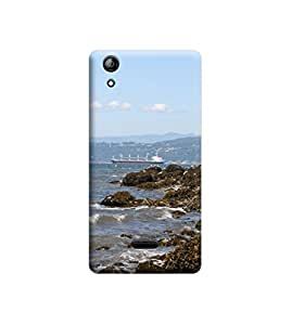 TransMute Premium Printed Back Case Cover With Full protection For Micromax Canvas Selfie 2 Q340 (Designer Case)