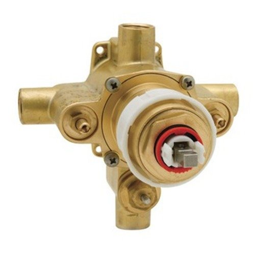 Rohl R2014C Pressure Balance Cast Brass Rough Valve Only with Integrated Volume Control and Diverter