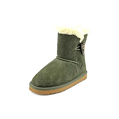 Amazon.com: Style & Co Tiny Womens Size 9 Green Suede