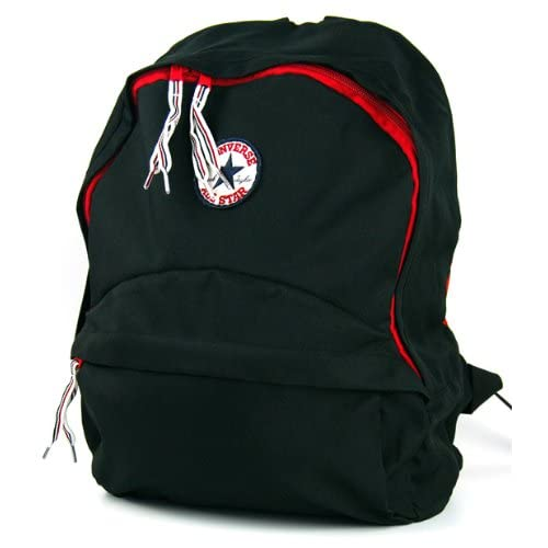 Converse Kids Backpack - Black Red
