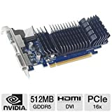 ASUS Graphics Card 8400GS-SL-512MD3-L