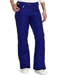 Salomon Women's Superstition Pant, Dark Violet Blue, Medium
