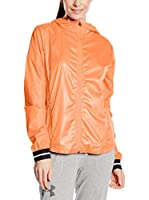 Under Armour Chaqueta Deporte Layered Up! Storm (Naranja)