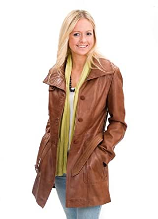 Mia Ladies Leather Jackets
