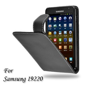 Stylish Black Wallet Premium PU Leather Flip Hard Case Cover Protector For Samsung Galaxy Note i9220 GT-N7000 Hot