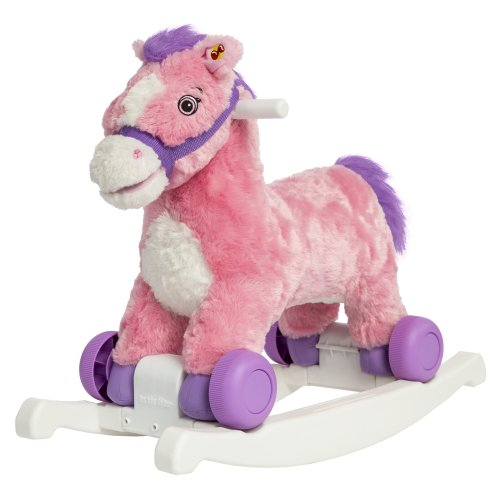 Rockin' Rider Candy 2-in-1 Rocking Pony - 1