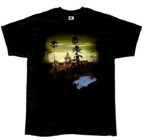 Eagles 'Hotel California' black T-shirt (Small)