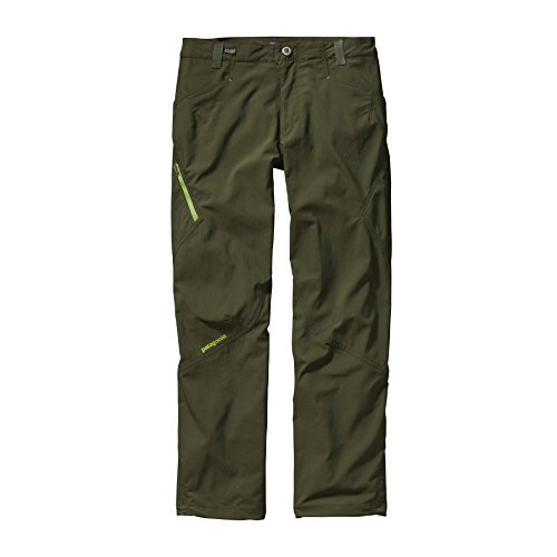(パタゴニア)patagonia M's RPS Rock Pants 83070 KPF Kelp Forest//Green 32