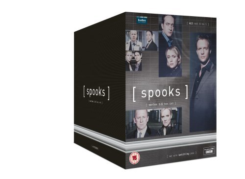 Spooks: Complete BBC Series 1-6 [DVD] by Peter Firth