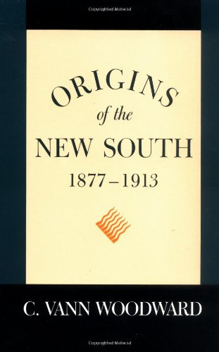 Image of Origins of the New South