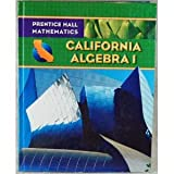 Algebra 1 - California Edition