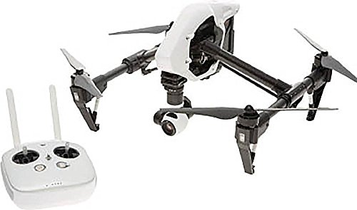 DJI Inspire 1 full set multirotor (transmitter one included) 4K camera mounted IS1JP [International Version, No Warranty]
