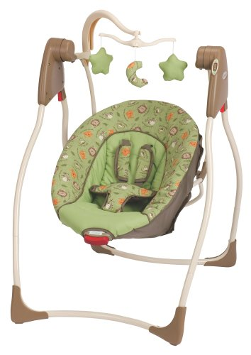 Graco Comfy Cove Swing, On The Run