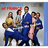 echange, troc Blue Stars Of France - Pardon My English